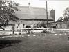 The Juedes barnyard circa 1940's