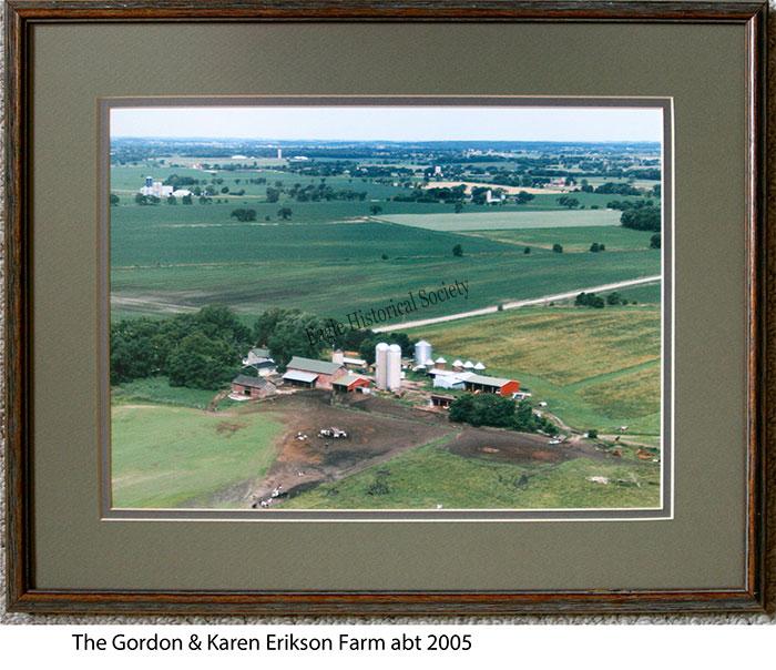 Gordon & Karen Erikson Farm in 2005
