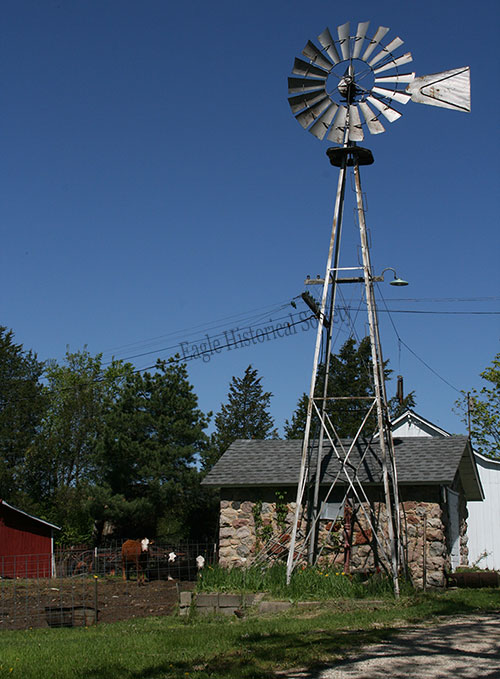Mueller farm windmill- 2010