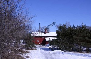 Sprague-Steinke farm, restored-2010