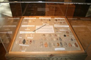 The Armstrong Arrowhead collection at the DNR