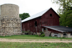Loefer barns and buildings in 2009