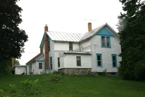 Loefer farmhouse in 2009