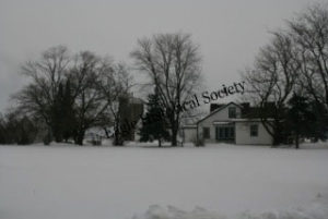 Former Valley View Farms, Eagle, WI. View of house and property in 2009, under Godfrey ownership.