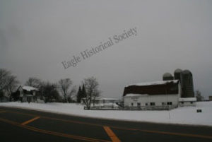 Former Valley View Farms in 2009- view from Hwy NN, just east of Eagle, WI.