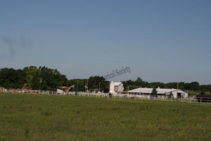 Southwind ranch buildings in 2009